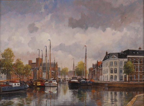 Noorderhaven, Bocht van Ameland